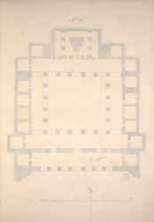 Ground Plans of the Ajanta Caves  f.13